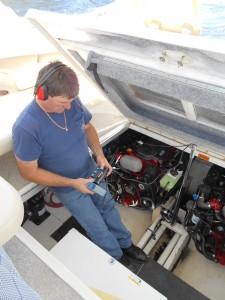 Gas Engine Mechanical Survey